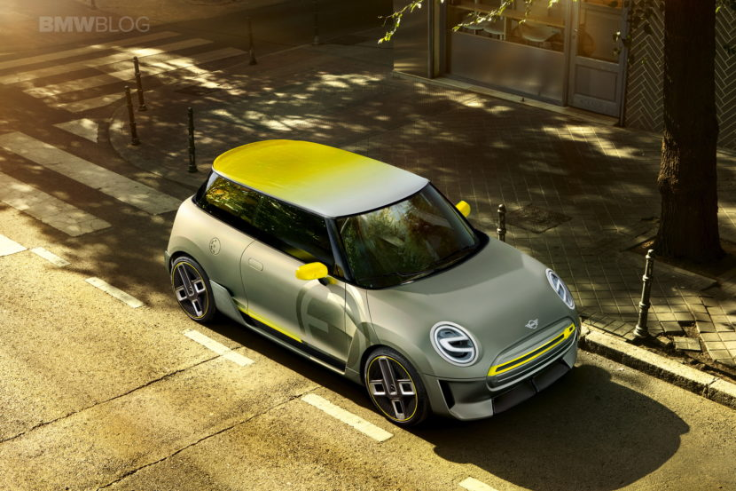 MINI Electric Concept 08 830x553