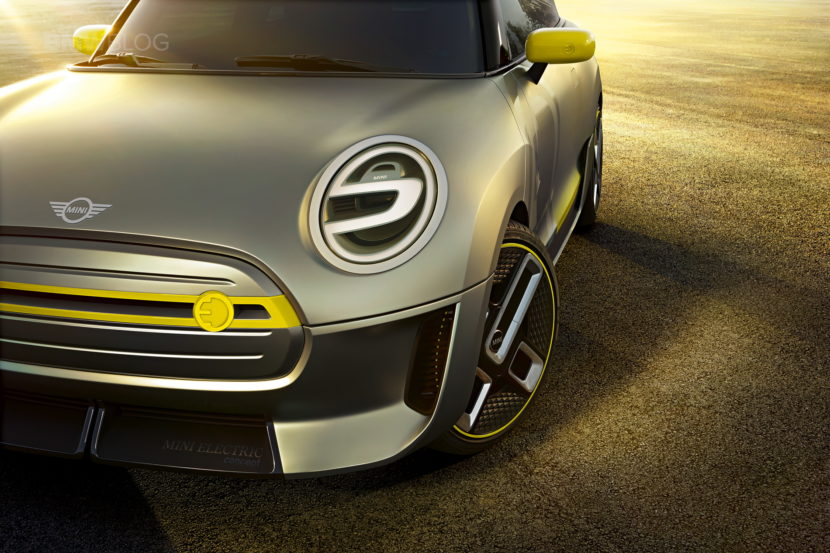 MINI Electric Concept 13 830x553