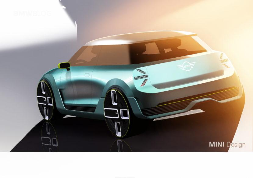 MINI Electric Concept sketches 06 830x587