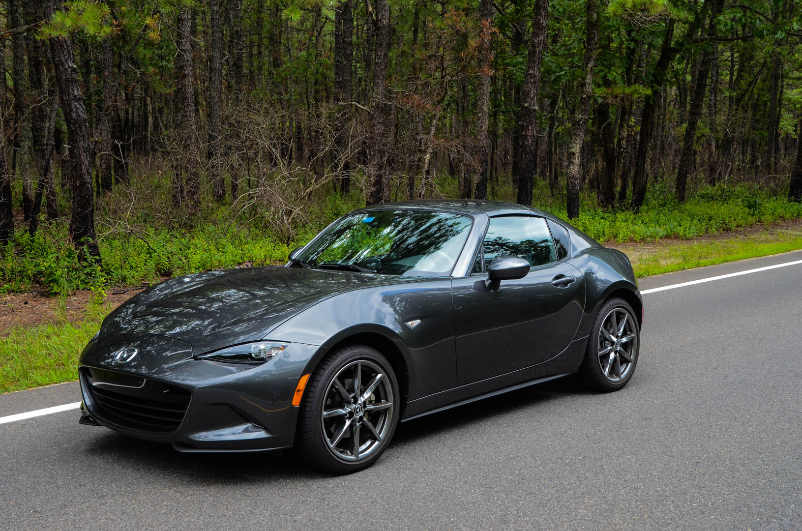 Mazda Mx  >> FIRST DRIVE: Mazda MX-5 RF -- A Breath of Fresh Air