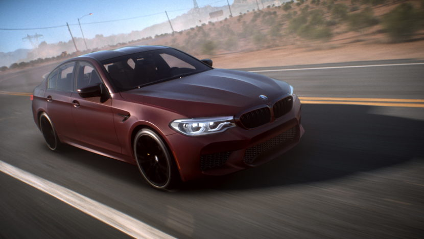 Need for speed BMW M5 01 830x467