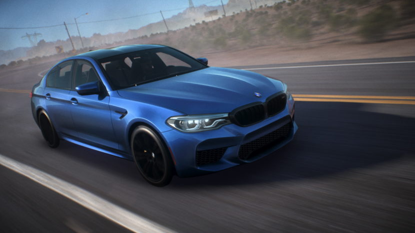 Need for speed BMW M5 02 830x467