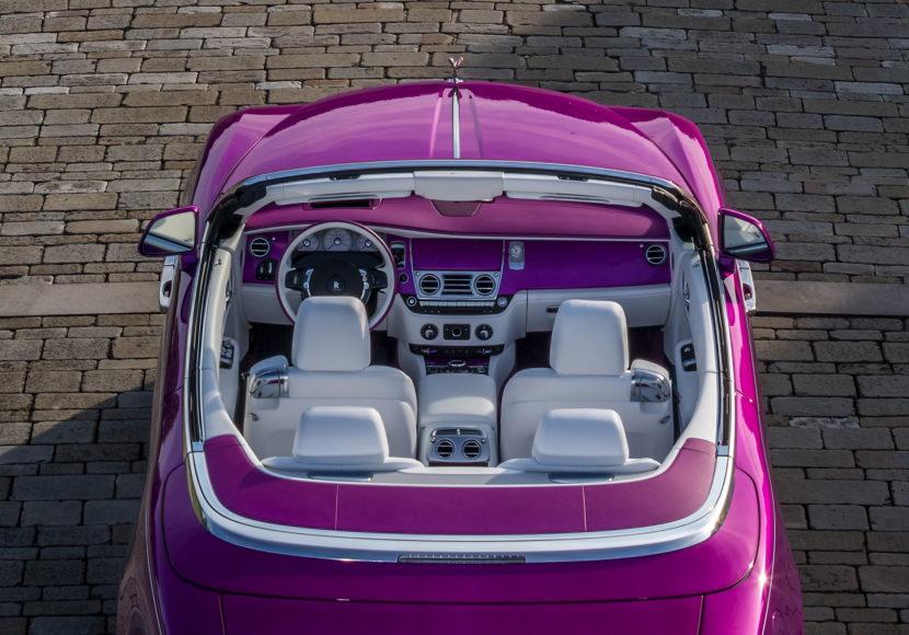 Rolls Royce Dawn in Fuxia 13 830x580