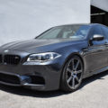 Singapore Gray BMW M5 Gets An Eisenmann Exhaust System Installed 10 120x120