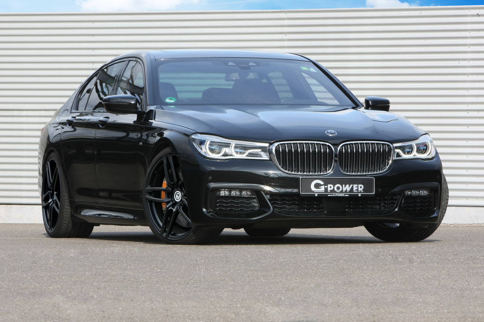 G-Power Takes BMW 750d to 460 HP in Quad-Turbo Tuning Experiment