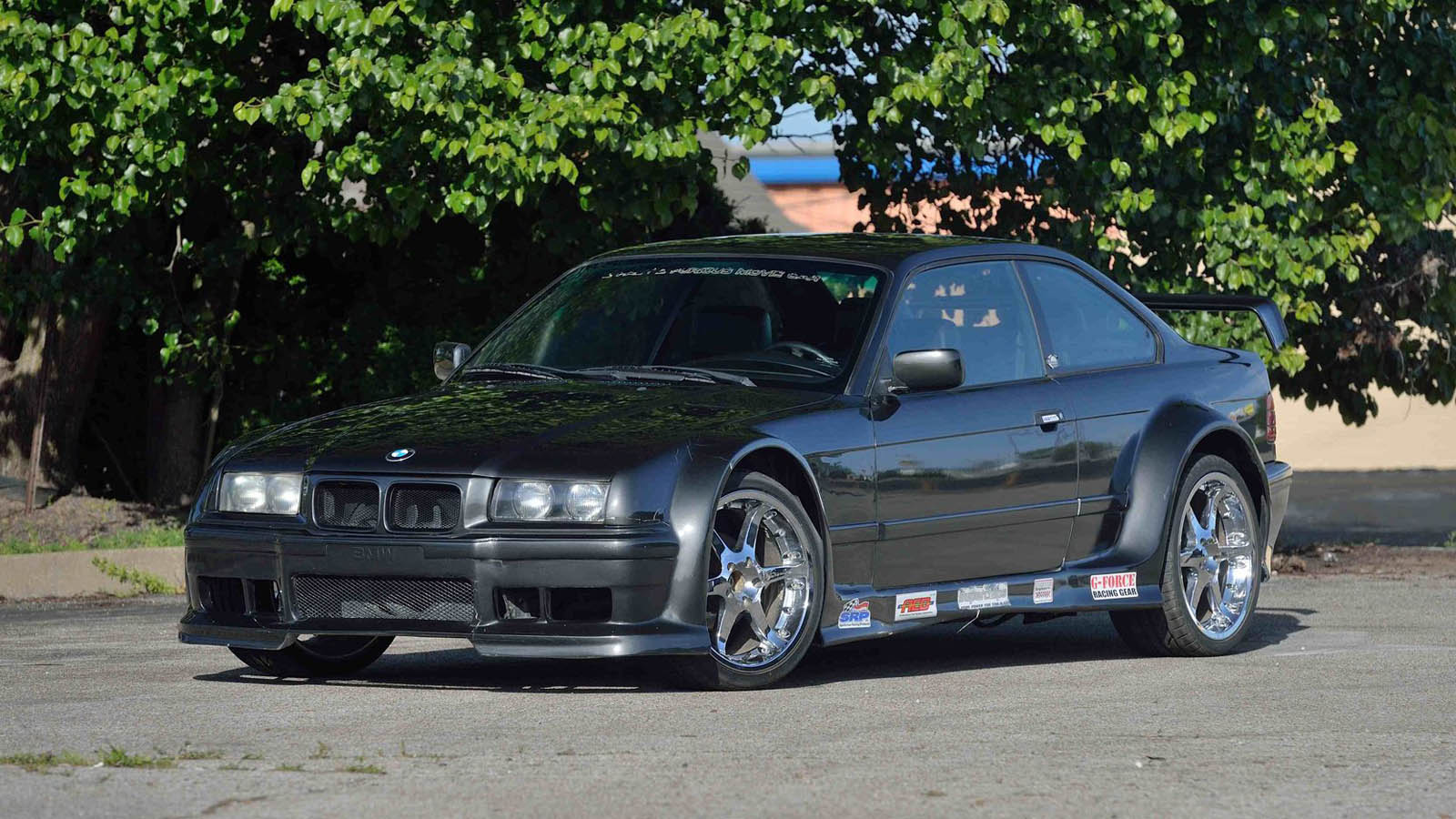BMW 323i From 2 Fast Furious Failed To Sell At Auction