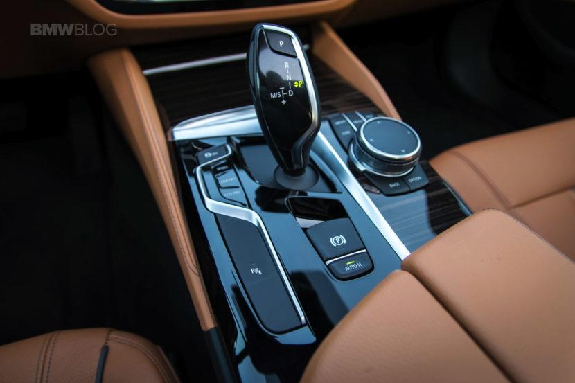 2017 BMW 520d Sedan test drive 06 830x553