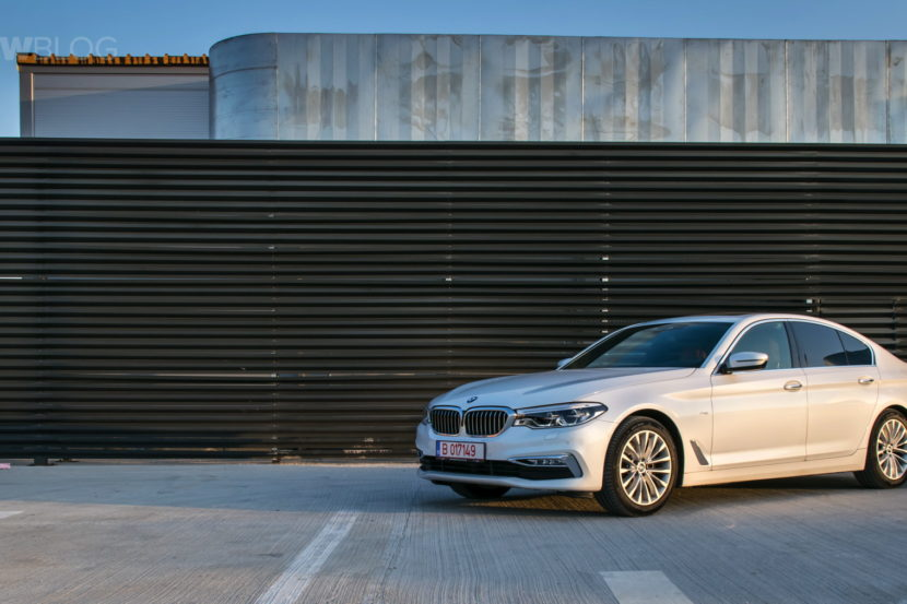 Bmw 5 Series Wins Luxury Car Of The Year 2019 Award