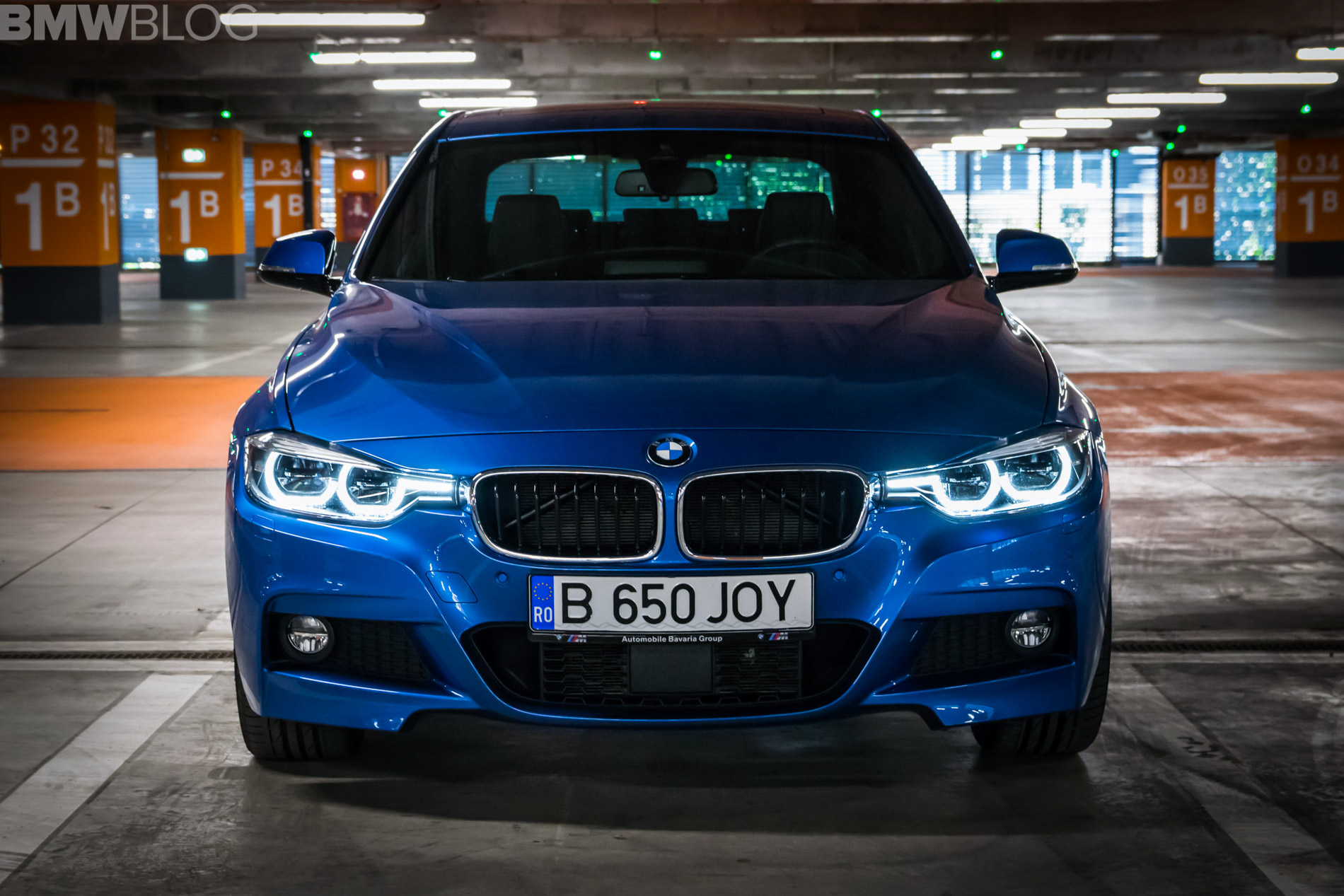 Bmwblog Review 2017 Bmw 340i The Perfect Sleeper