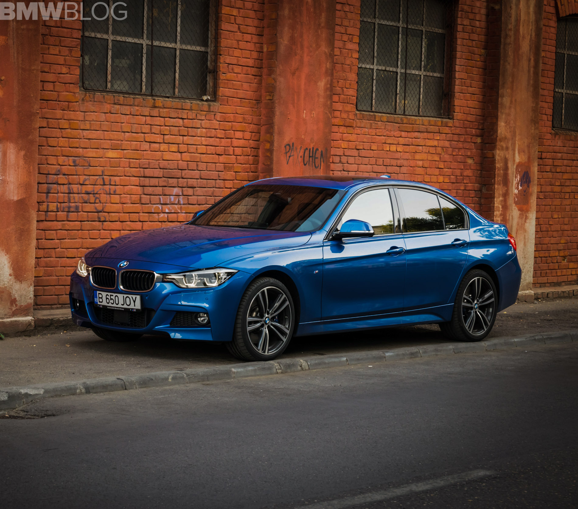 Bmw 3 Series G20 >> BMWBLOG Review: 2017 BMW 340i – The Perfect Sleeper