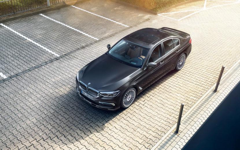 2017 09 BMW ALPINA D5 S 13 830x519
