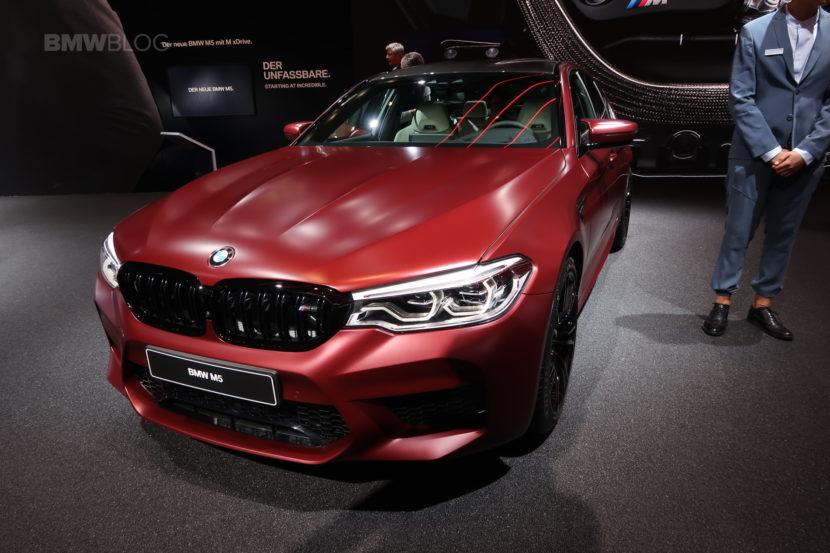 2018 BMW M5 Frankfurt 01 1 830x553