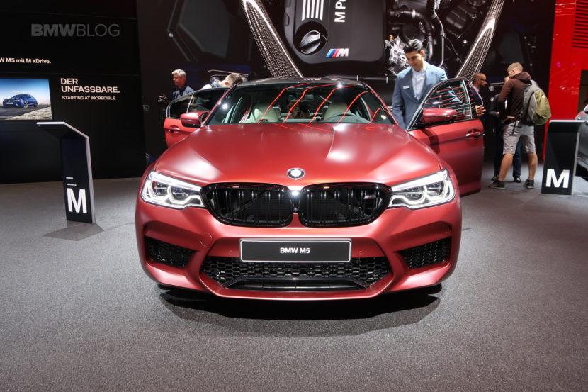 2018 BMW M5 Frankfurt 02 1 830x553
