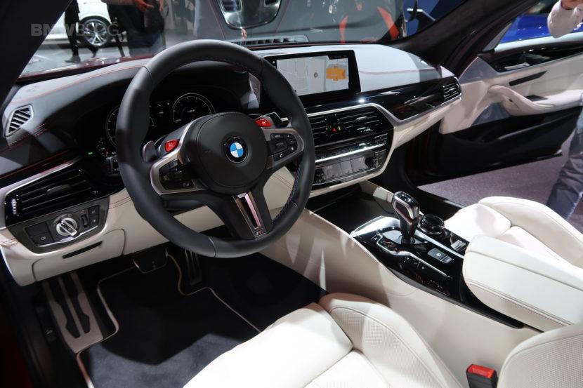 2018 BMW M5 Frankfurt 05 1 830x553