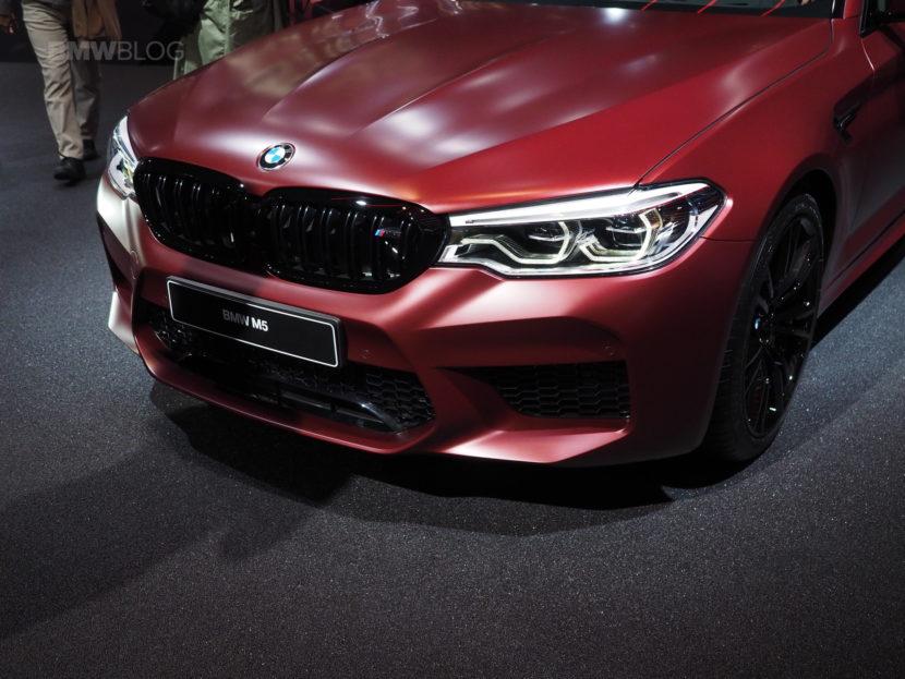 2018 BMW M5 Frankfurt 22 1 830x623