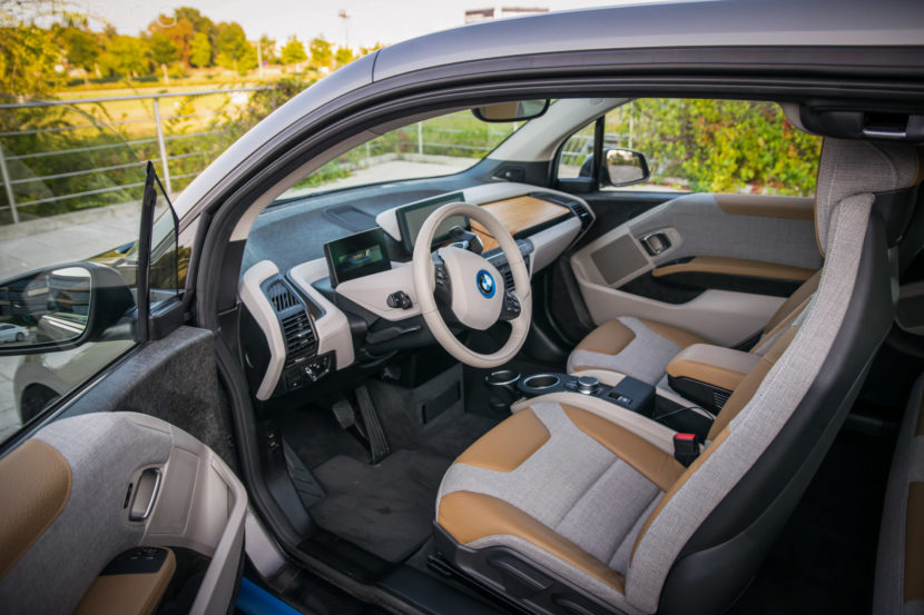 2018 BMW i3 review 1 830x553