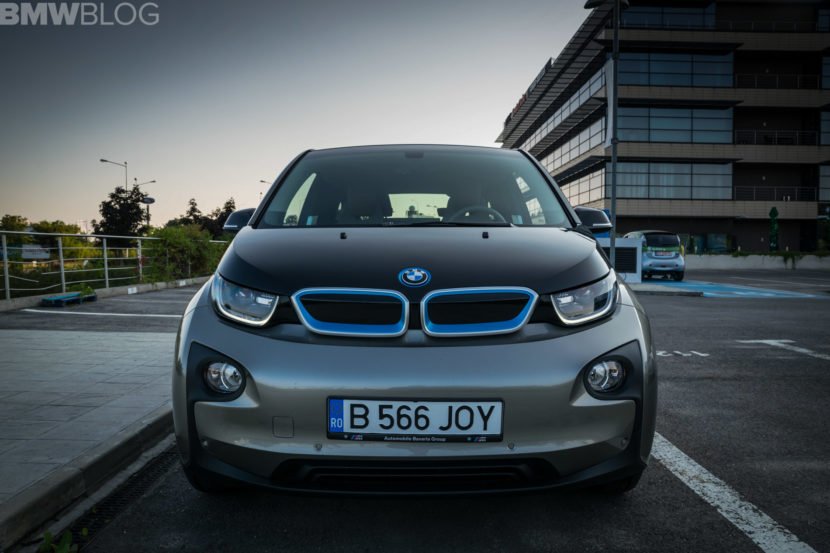 2018 BMW i3 review 16 830x553