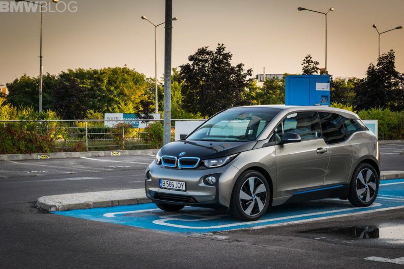 2018 BMW i3 review 24 830x553