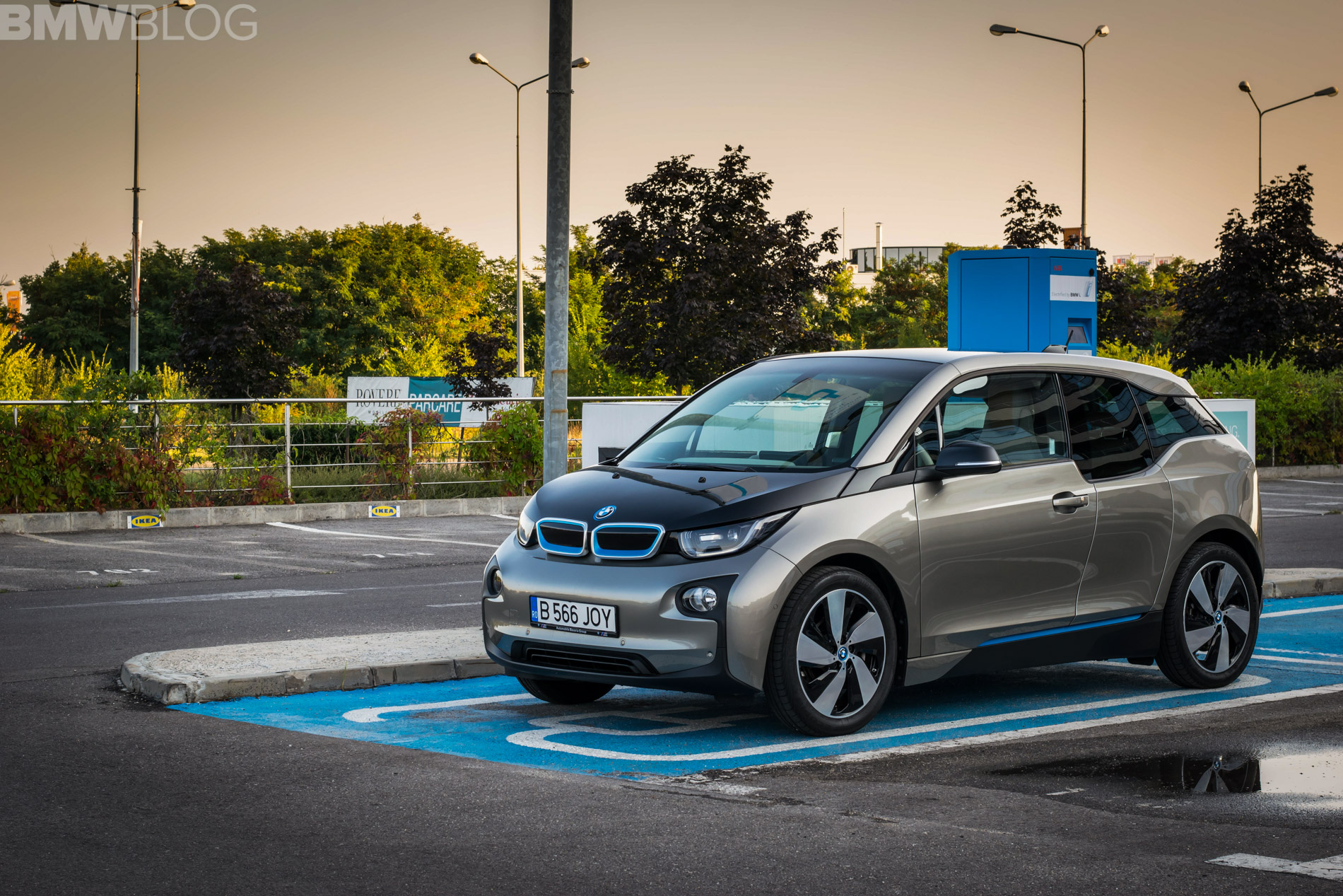 Can You Really Lease A Bmw I3 For 54 Per Month