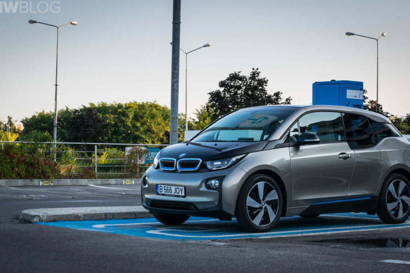 2018 BMW i3 review 25 830x553