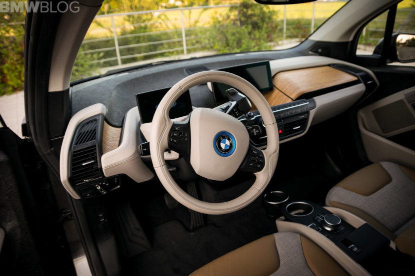 2018 BMW i3 review 4 830x553