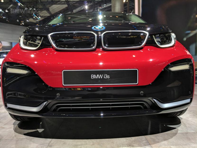2018 BMW i3s frankfurt auto show 16 830x623