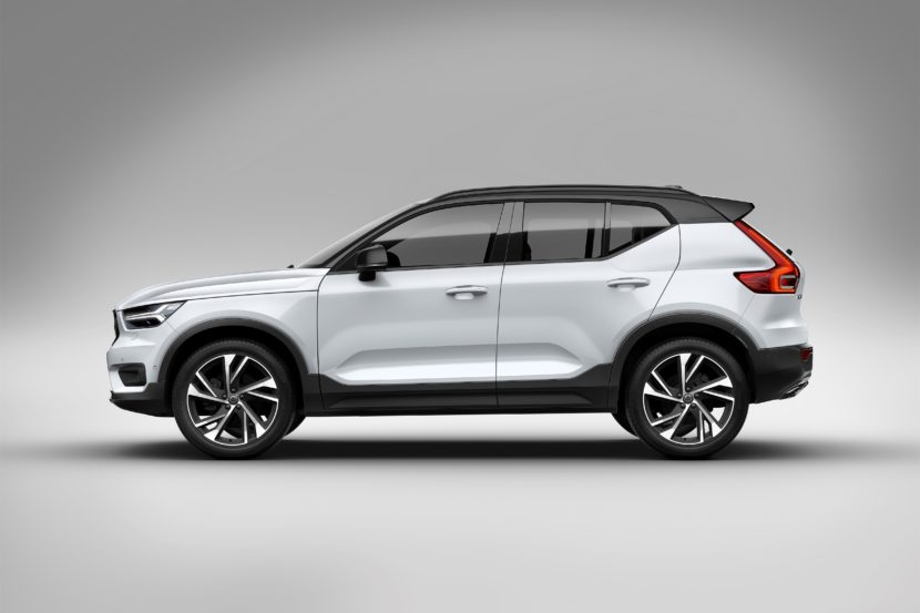 Video Volvo Xc40 Is A Stylish Bmw X1 Competitor For Youths