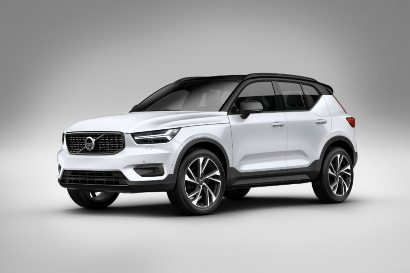 Possible Volvo XC50 Coupe could be future BMW X4 compeor