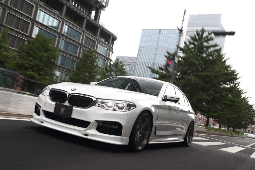 3D Design G30 BMW 5 Series 25 830x553