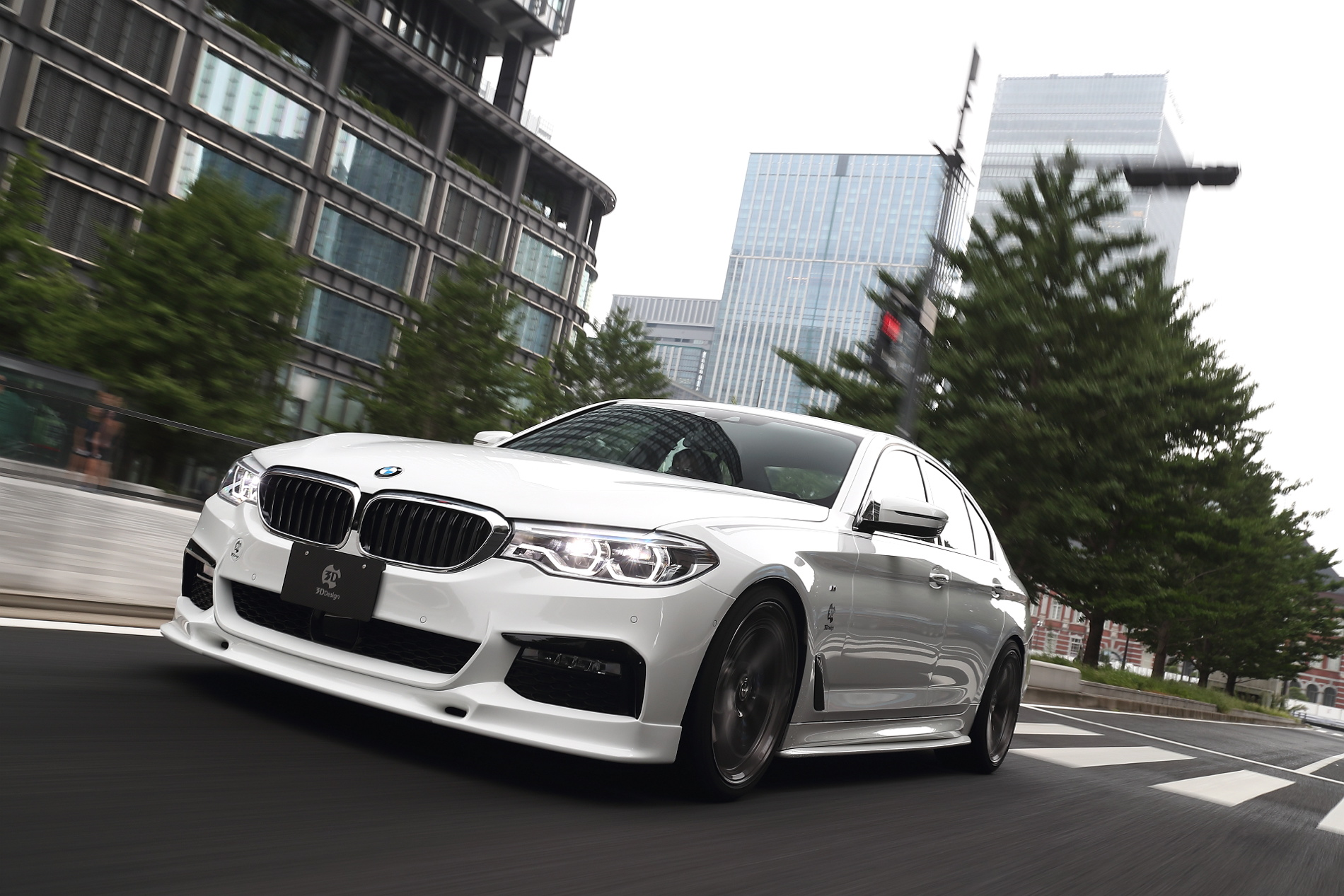 3D Design G30 BMW 5 Series 25