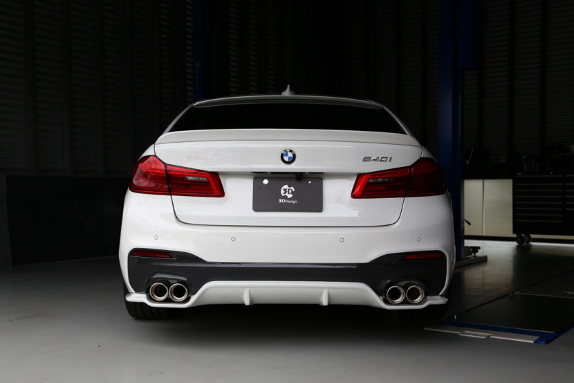 3D Design G30 BMW 5 Series 30 830x553