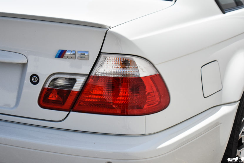 Alpine White BMW E46 M3 Build By European Auto Source Image 9 830x553