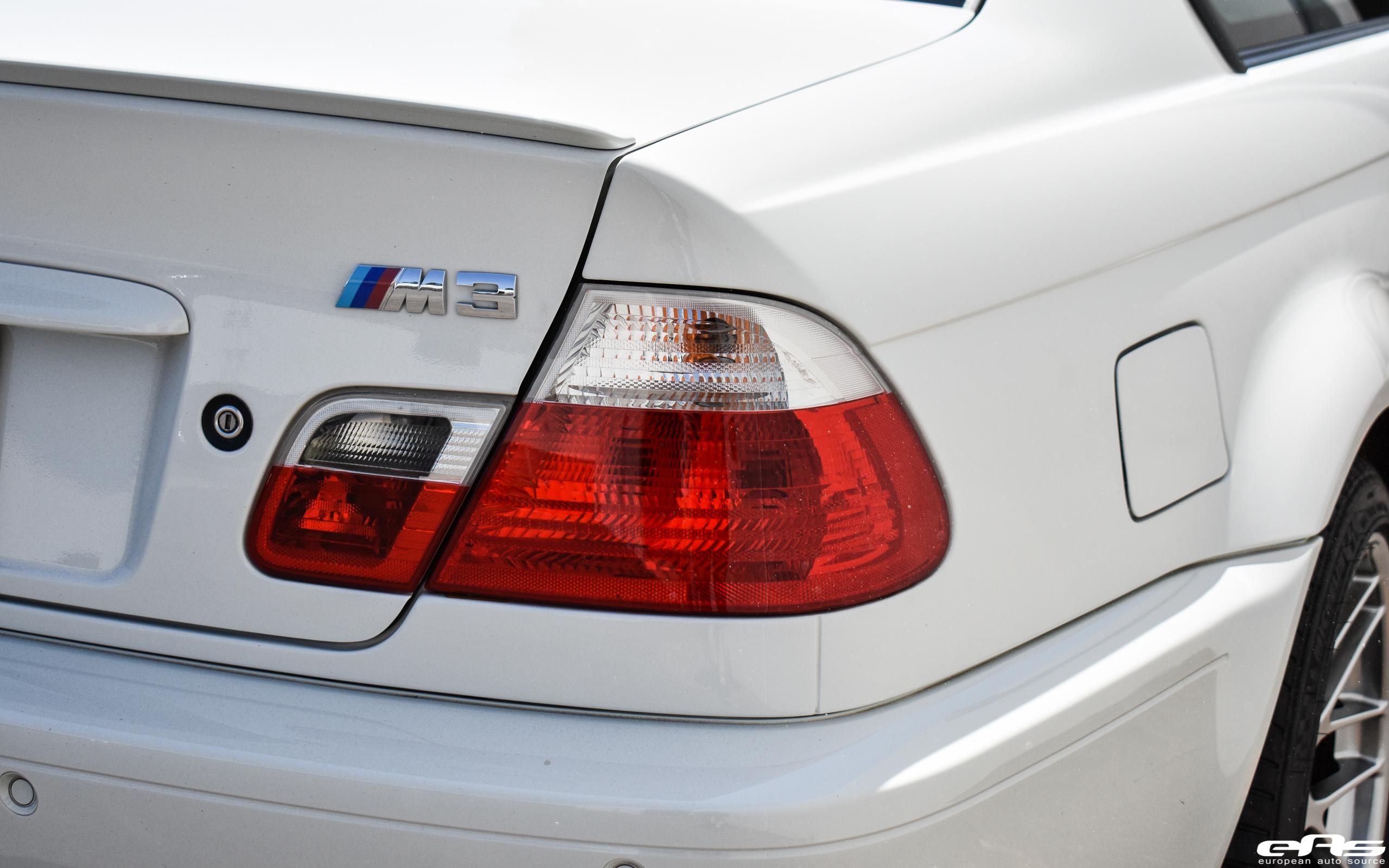 Alpine White BMW E46 M3 Build By European Auto Source Image 9