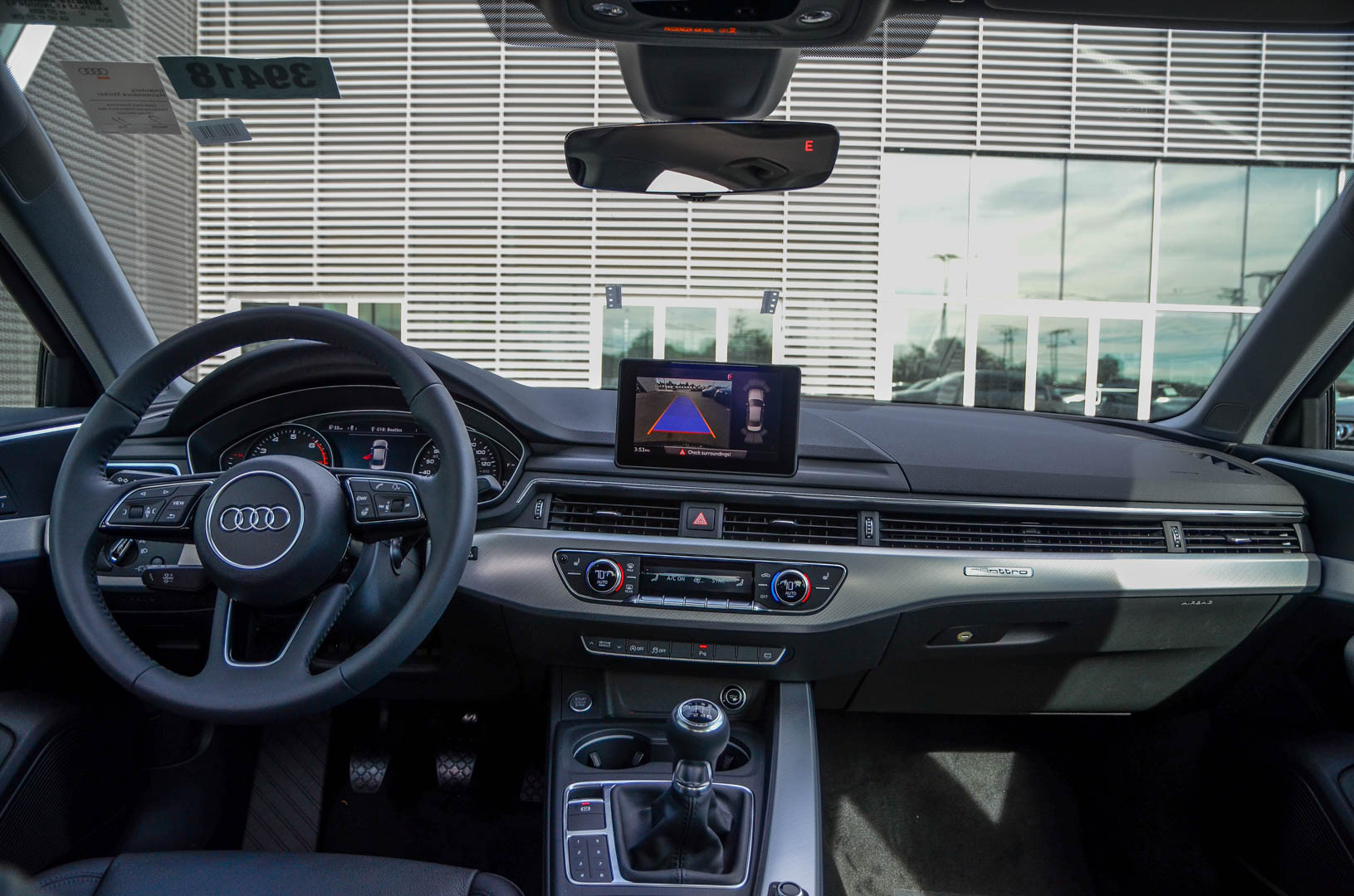 How Much Does A BMW Cost >> TEST DRIVE: 2017 Audi A4 2.0T Quattro Manual
