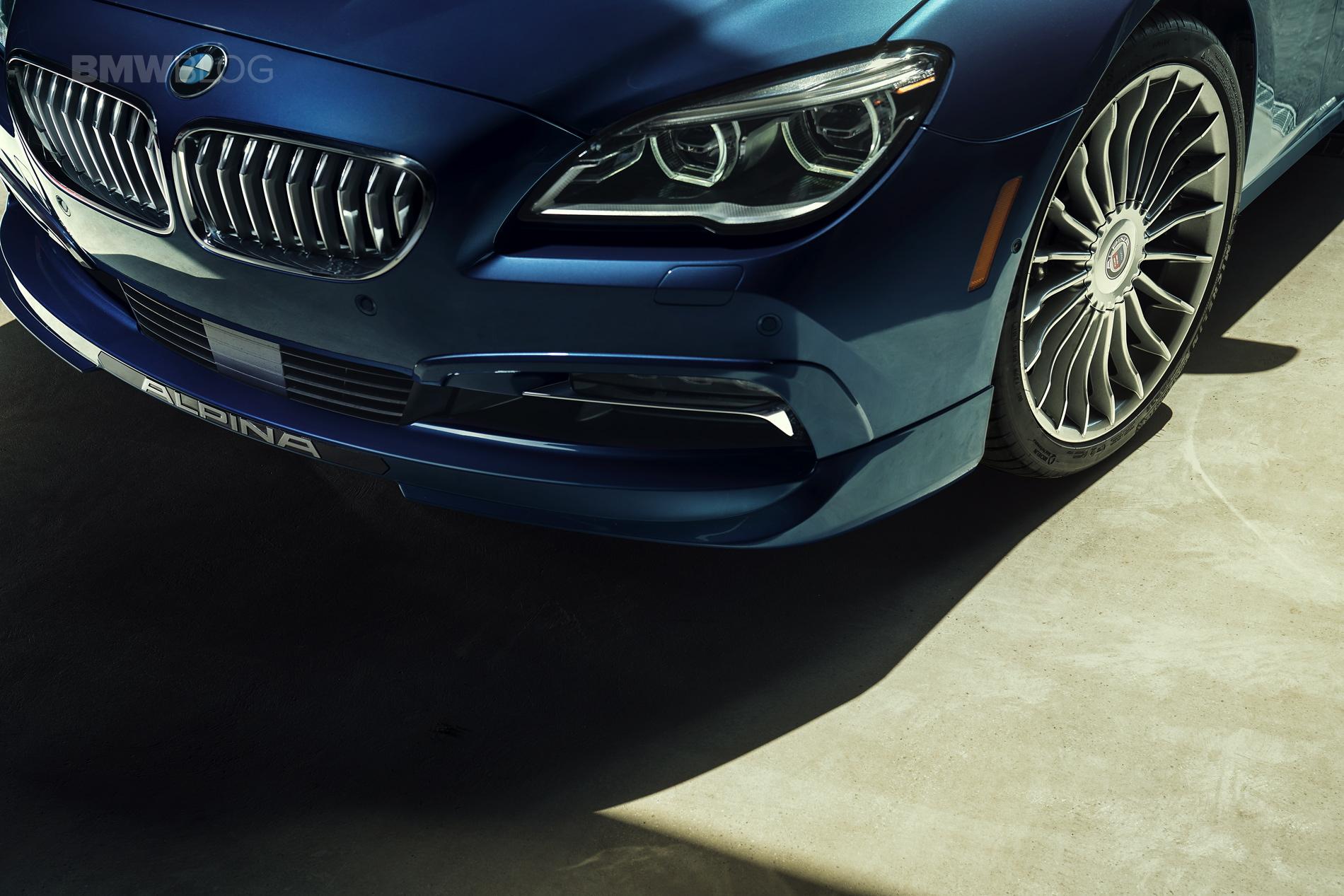 BMW ALPINA B6 xDrive Gran Coupe BMW CCA Edition 22