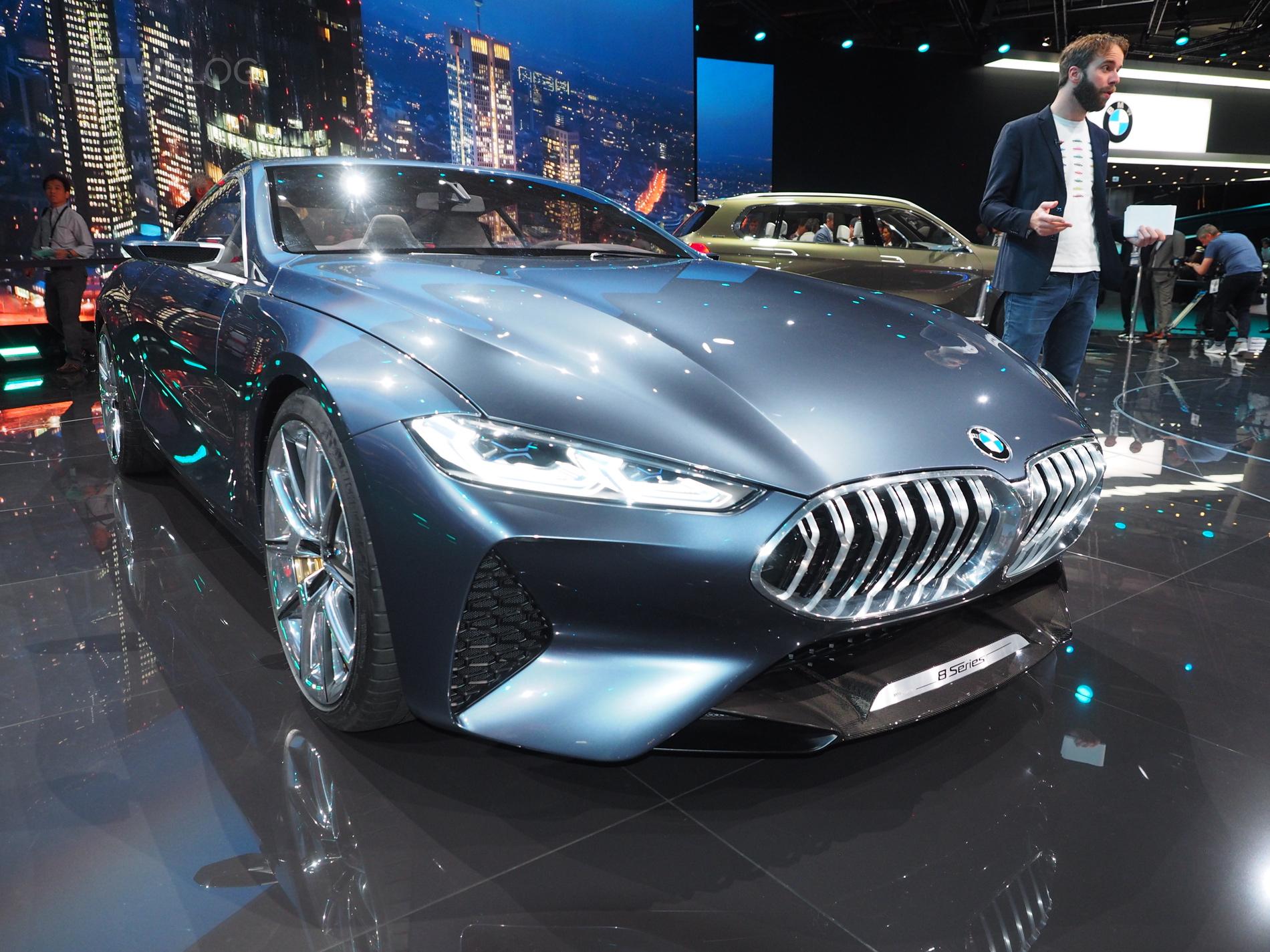 BMW Concept 8 Series Frankfurt 14
