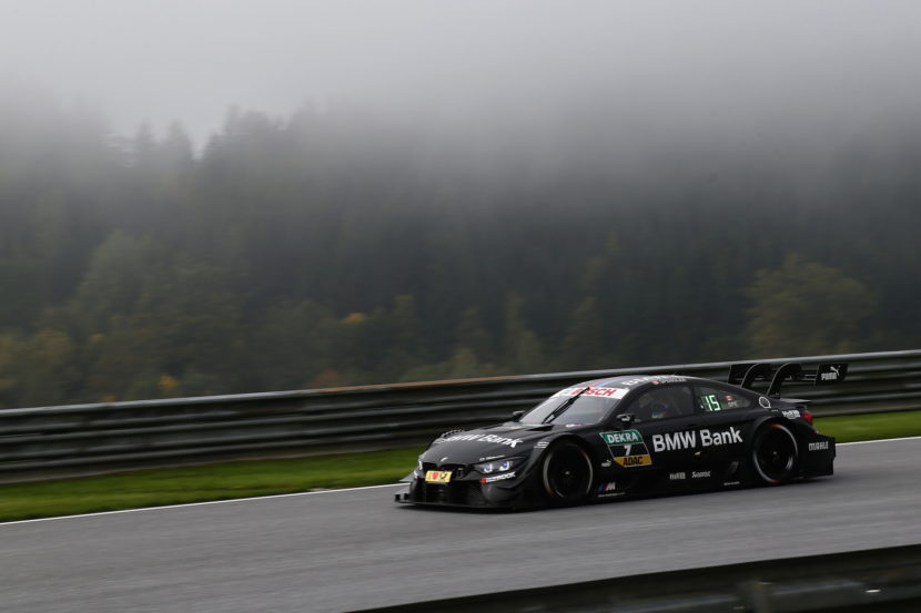 BMW DTM Red Bull Ring 01 830x553