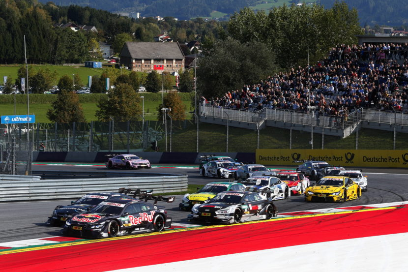 BMW DTM Red Bull Ring 02 830x553