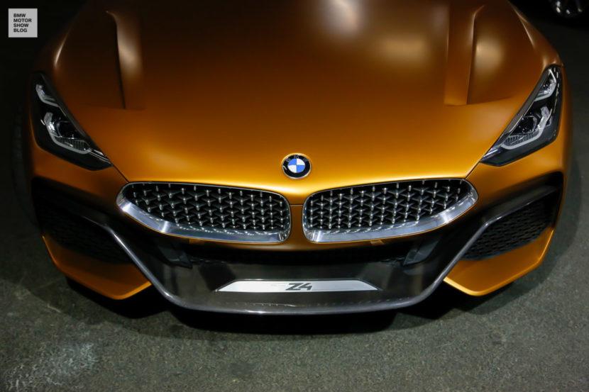 BMW Frankfrut Motor Show 6 830x553