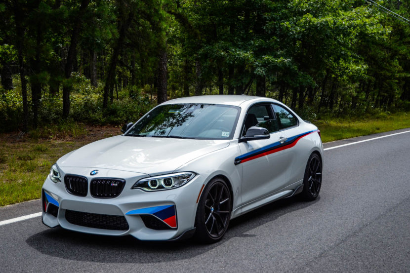 BMW M2 M Performance 4 830x553