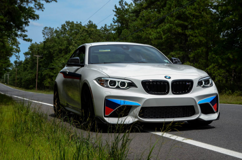 BMW M2 M Performance 8 830x550