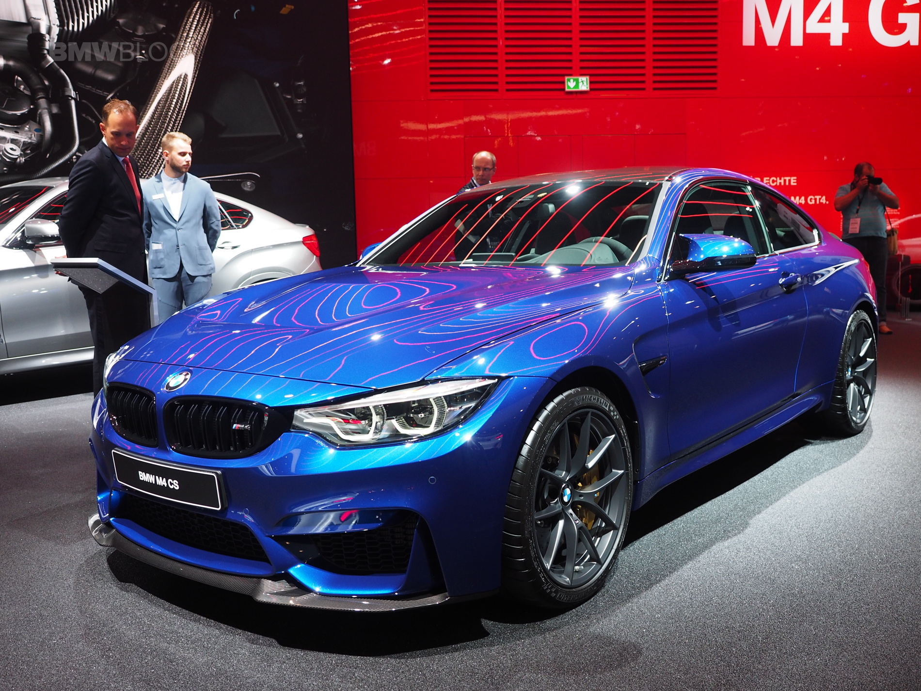 BMW M4 CS Frankfurt 20