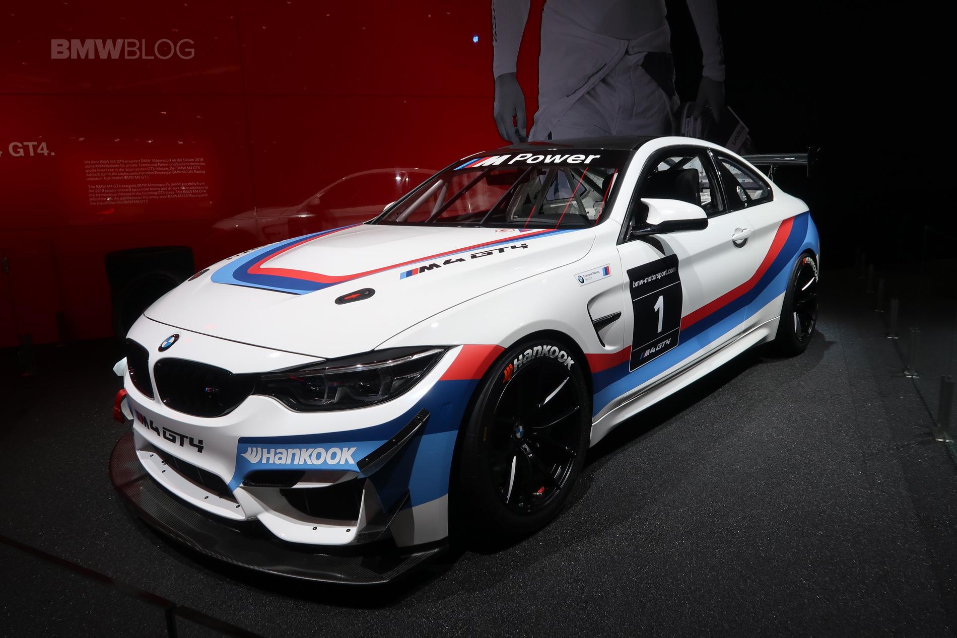 BMW M4 GT4 Frankfurt 03