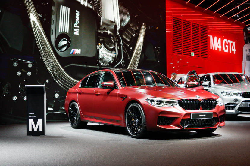 BMW M5 First Edition image 830x553