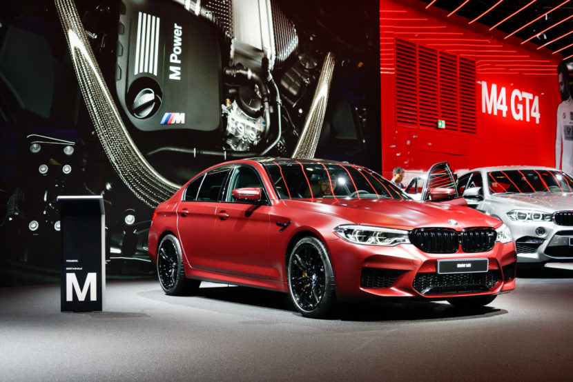 BMW M5 First Edition image 830x554