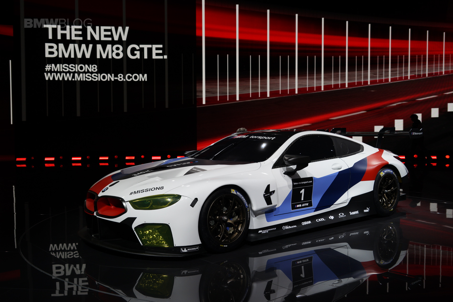 Bmw M8 Gte Car For Wec And Imsa On Target Despite Tight