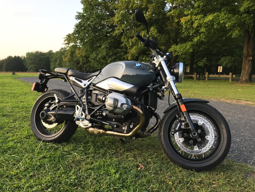 Bmw R Nin T >> Drive Review: BMW R nine T Pure