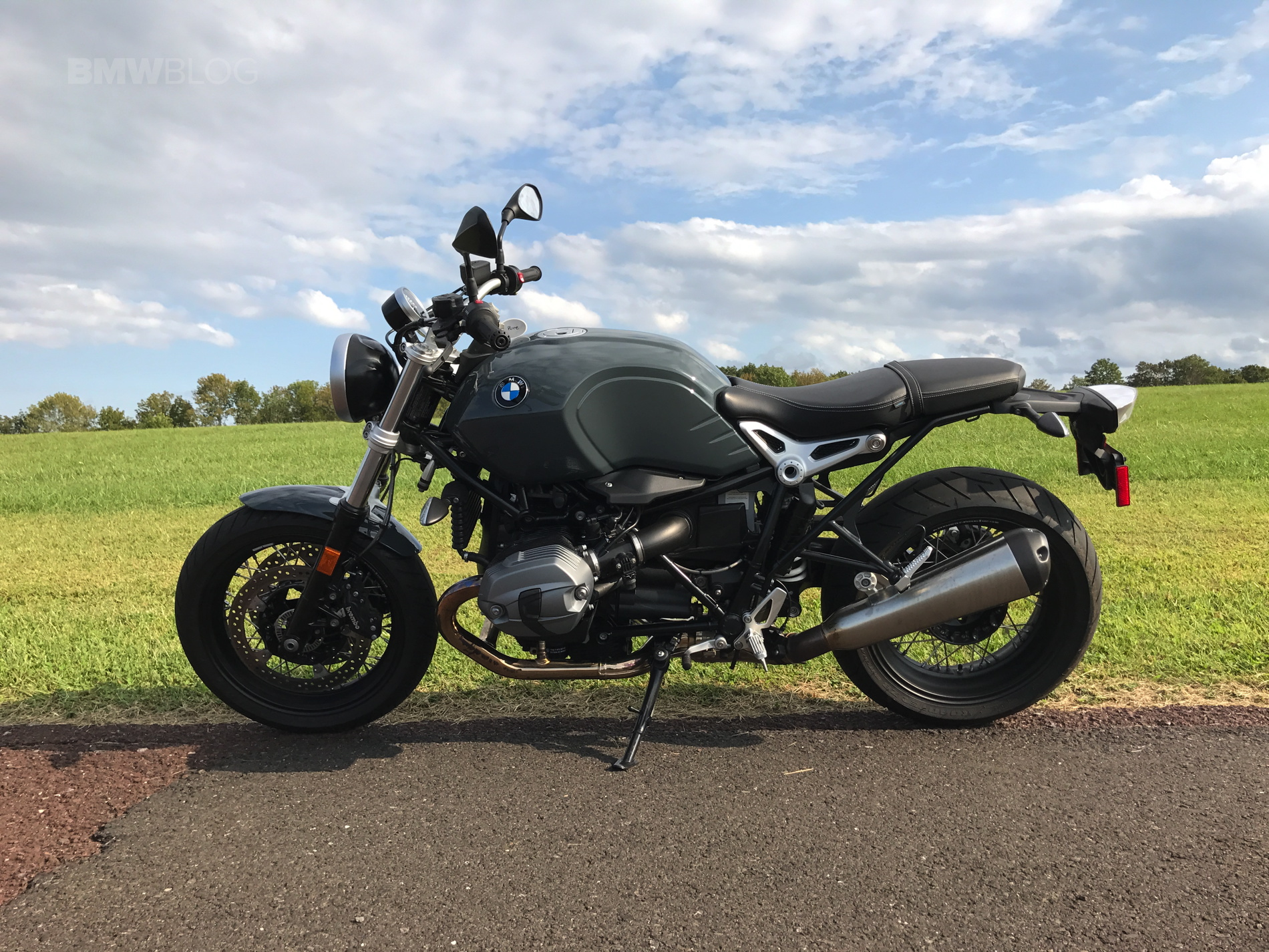 Bmw Nine T Pure >> Drive Review: BMW R nine T Pure