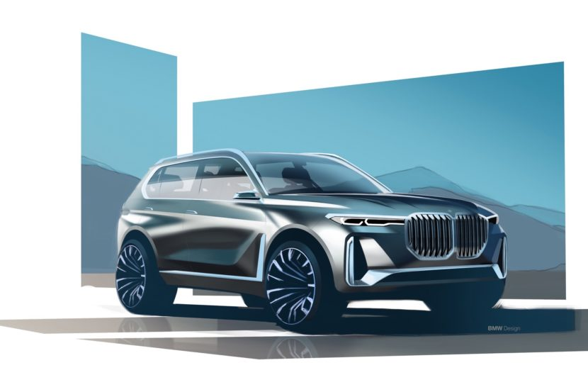 BMW X7 Concept iPerformance2 830x553