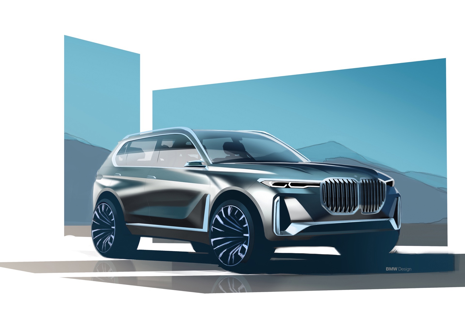 BMW X7 Concept iPerformance2